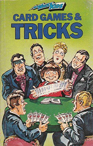Card Games and Tricks (Whizz Kids S) (0356063445) by Patrick Page