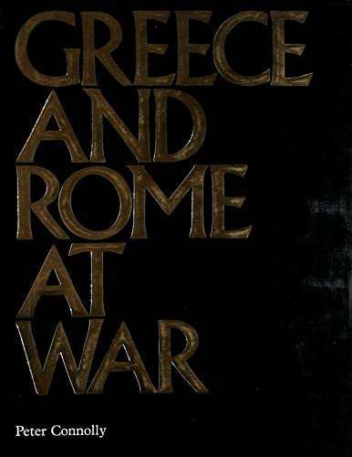 9780356067988: Greece and Rome at War