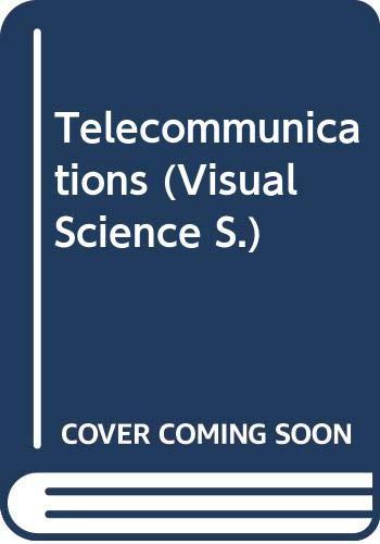 9780356071152: Telecommunications (Visual Sci. S)