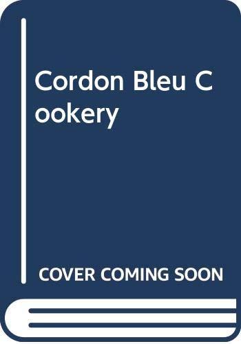 9780356075648: Cordon Bleu Cookery