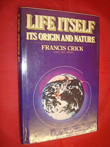 9780356077369: LIFE ITSELF. Its Origin and Nature.