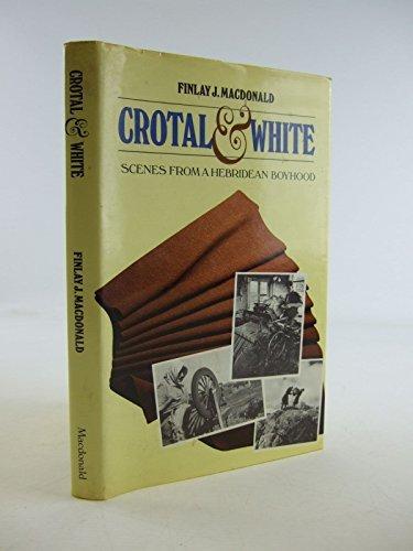 Crotal & white: Macdonald, Finlay J