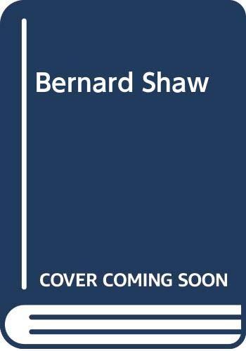 9780356080352: Bernard Shaw