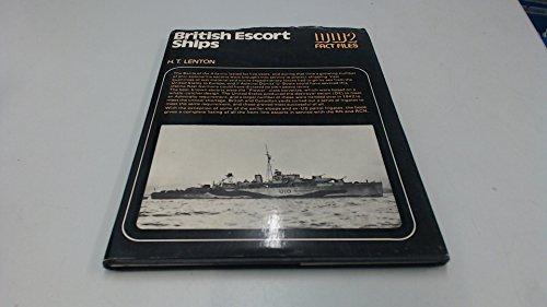British Escort Ships.: Lenton,H.T.