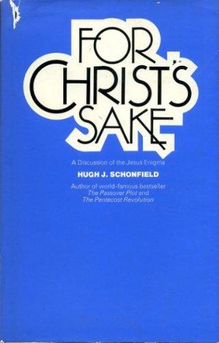 9780356081991: For Christ's Sake