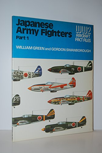 9780356082240: Japanese Army Air Force Fighters: Pt. 1 (World War Two Fact Files)