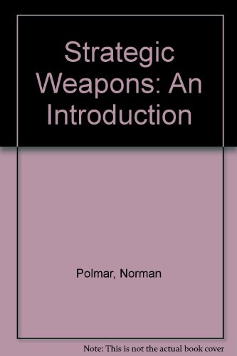 9780356084398: Strategic Weapons: An Introduction