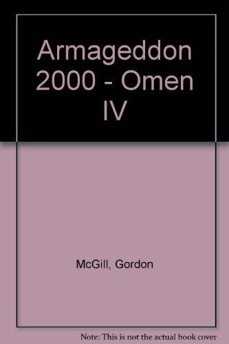 9780356091402: Armageddon 2000 - Omen IV