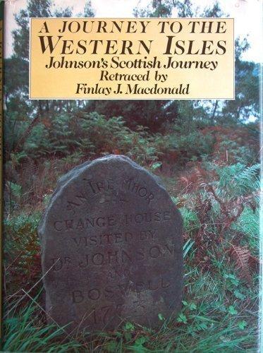 A Journey to the Western Isles: Johnson's: Samuel Johnson, Finlay