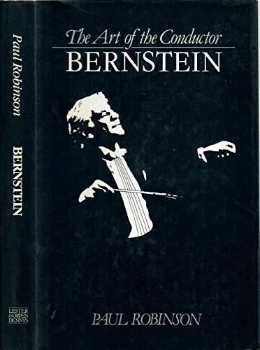 9780356091655: Bernstein: Art of the Conductor