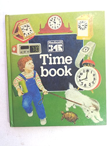 Time Book (First Skills S) (035609183X) by Bottomley, Jane