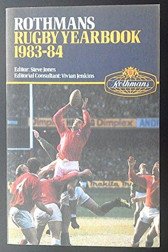 ROTHMANS RUGBY YEARBOOK 1983-84 (0356097315) by STEVE JONES