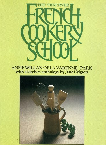"""9780356097824: """"Observer"""" French Cookery School"""