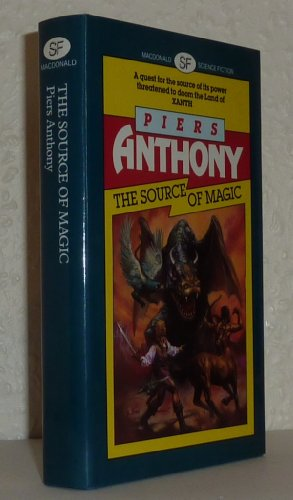 The Source of Magic: Anthony, Piers