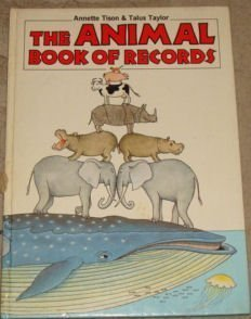 9780356101361: Animal Book of Records, The