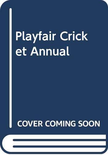 9780356102375: Playfair Cricket Annual 1984