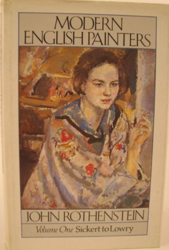 9780356103532: Modern English Painters: Sickert to Lowry v. 1