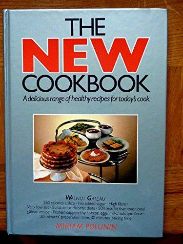 The New Cookbook (9780356105505) by Polunin, Miriam