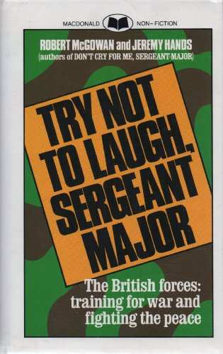 9780356105567: Try Not to Laugh, Sergeant-major