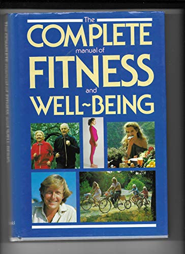 9780356105796: THE COMPLETE MANUAL OF FITNESS AND WELL-BEING.