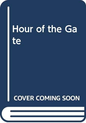 9780356107356: Hour of the Gate