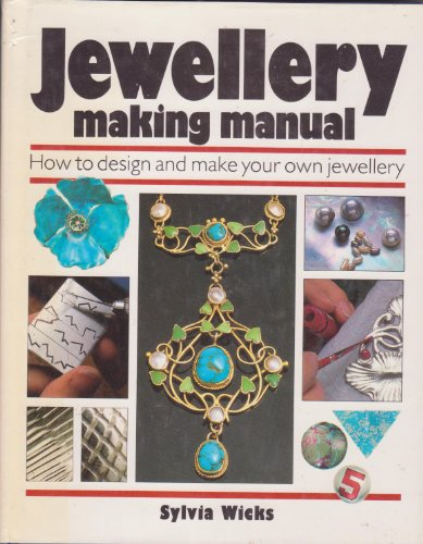 9780356107653: Jewellery Making Manual