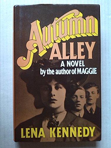 9780356108094: Autumn Alley