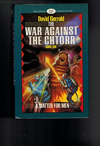 9780356108384: Matter for Men (The War against the Chtorr)