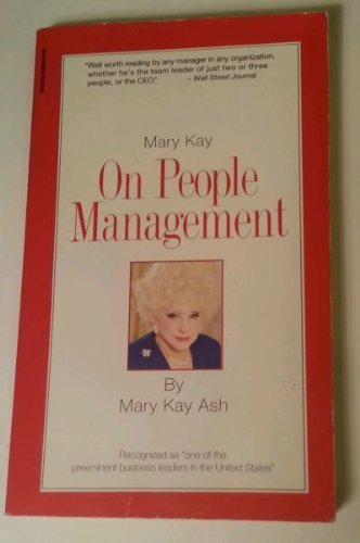 9780356108636: Mary Kay on People Management