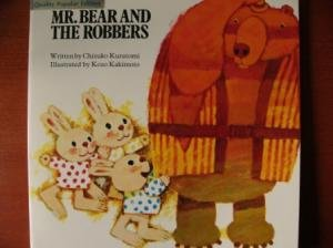 9780356110042: Mr. Bear and the Robbers