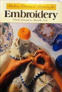 9780356110318: Stitches, Patterns & Projects for EMBROIDERY