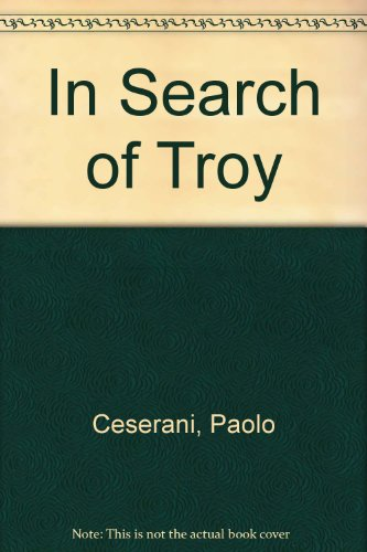 9780356112343: In Search of Troy