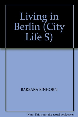 9780356112688: Living in Berlin (City Life S)