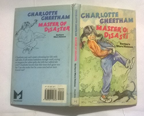 9780356119816: Charlotte Cheetham, Master of Disaster
