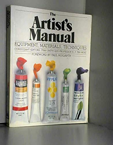 9780356121741: The artist's manual