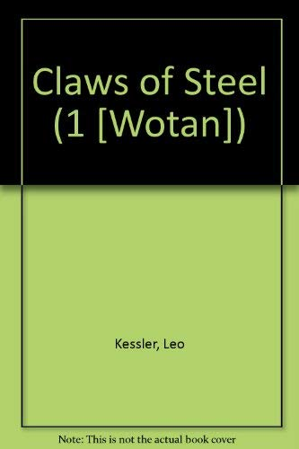 9780356122366: Claws of Steel