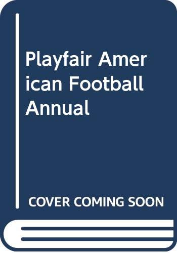 9780356123646: Playfair American Football Annual
