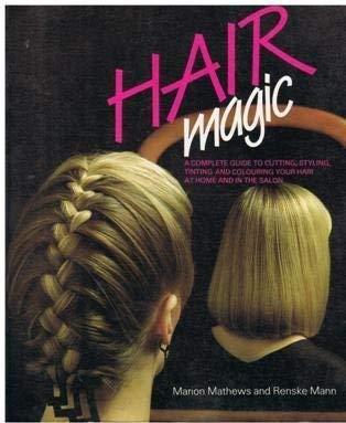 9780356123844: Hair Magic