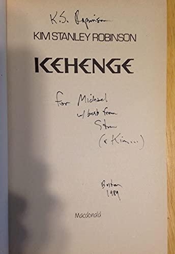 9780356124025: Icehenge