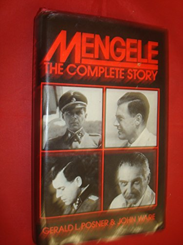 9780356125787: Mengele: The Complete Story