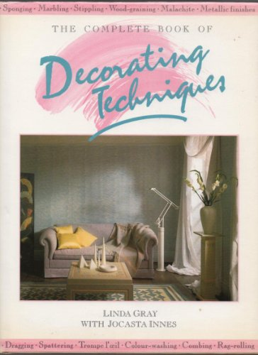 9780356128498: Complete Book of Decorating Techniques