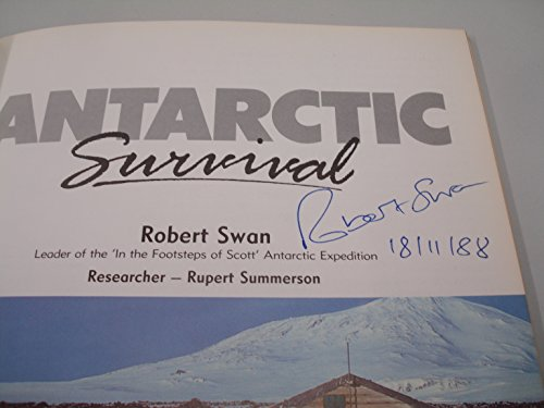 9780356132679: Antarctic Survival