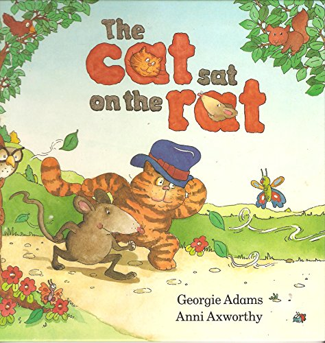 Cat Sat on the Rat (0356133834) by Faulkner, Keith; Adams, Georgie