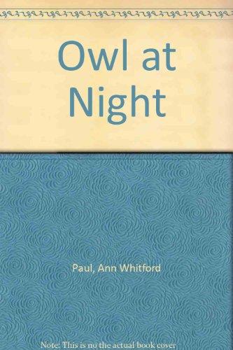 9780356135120: Owl at Night