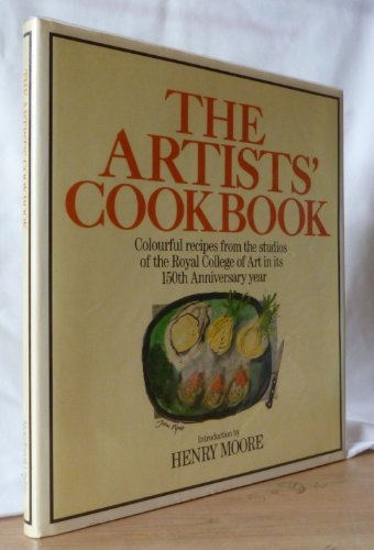 9780356139258: The Artists' Cookbook (Cook Book)