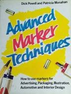 Marker Rendering Techniques (9780356142791) by Powell, Dick; Monahan, Patrick