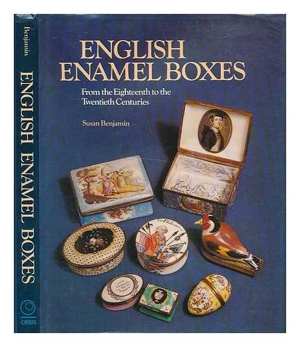 9780356147857: English Enamel Boxes