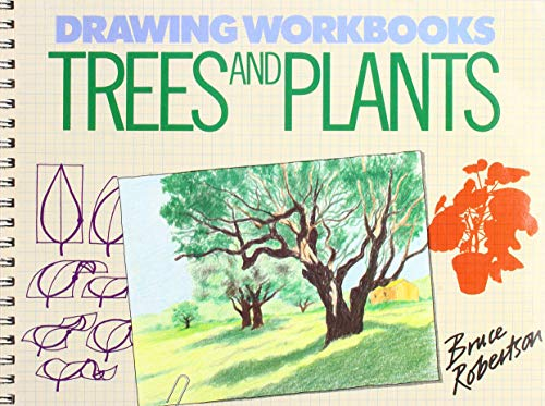 9780356148052: Drawing Workbook: Trees and Plants