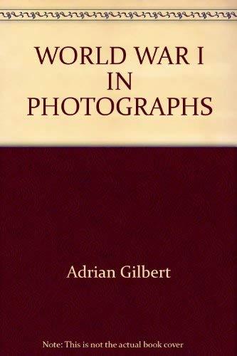 9780356148700: World War I in photographs