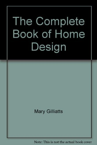 9780356151243: The Complete Book of Home Design